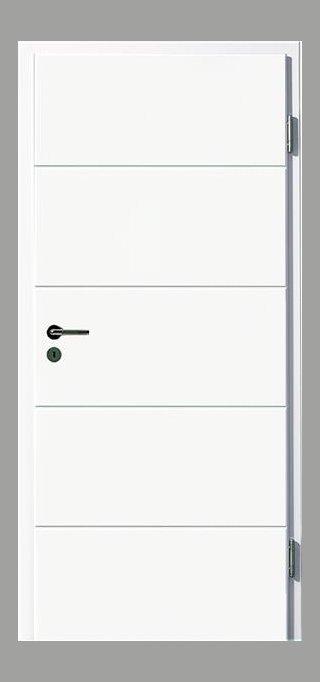 LEBO | Weisslacktür | Light