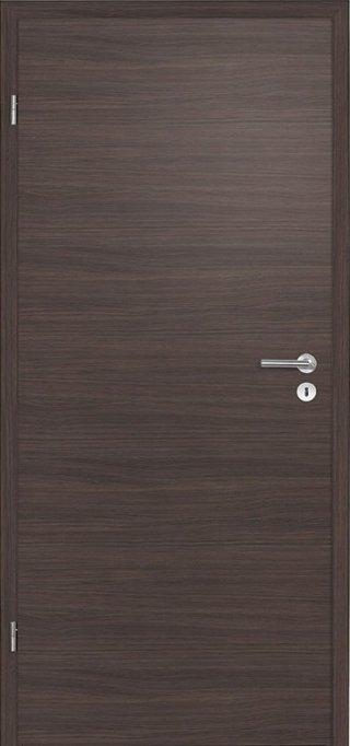 HUGA | CPL Innentür | Zimmertür | Decastello Struktur | Maserung Quer