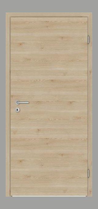 SÜHAC | CPL Innentür | Zimmertür | Touch Oak Nature | Maserung Quer
