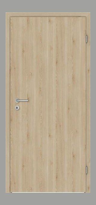 SÜHAC | CPL Innentür |  Zimmertür | Touch Oak Nature |  Maserung Aufrecht