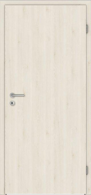 SÜHAC   CPL Innentür   Zimmertür   Touch Oak White   Maserung Aufrecht