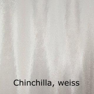 Cinchilla, weiss