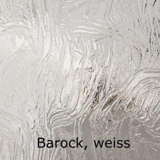 Barock, weiss